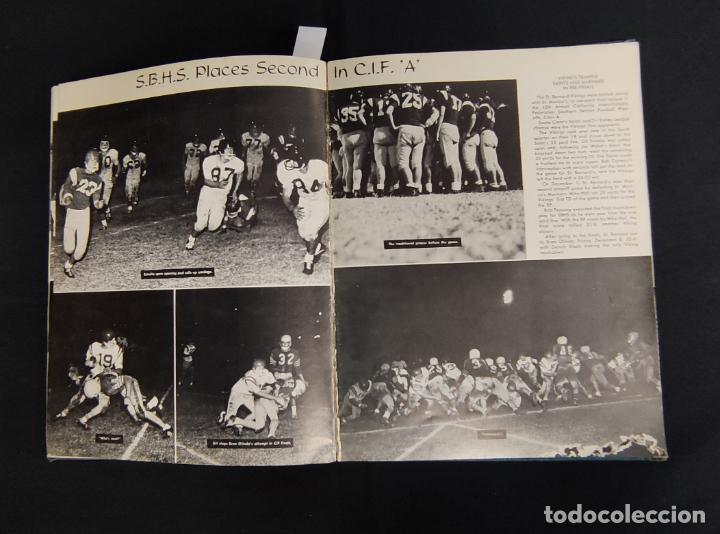 Libros: VOYAGER 1962 - ANUARIO ST. BERNARD HIGH SCHOOL - PLAYA DEL REY - - Foto 24 - 286240378