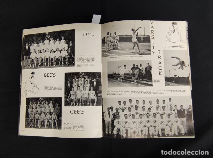 Libros: VOYAGER 1962 - ANUARIO ST. BERNARD HIGH SCHOOL - PLAYA DEL REY - - Foto 25 - 286240378