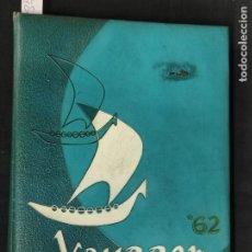 Libros: VOYAGER 1962 - ANUARIO ST. BERNARD HIGH SCHOOL - PLAYA DEL REY -. Lote 286240378