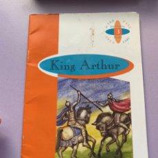 Libros: KING ARTHUR. Lote 287930123