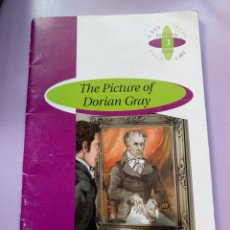 Libros: THE PICTURE OF DORIAN GRAY. Lote 287931968