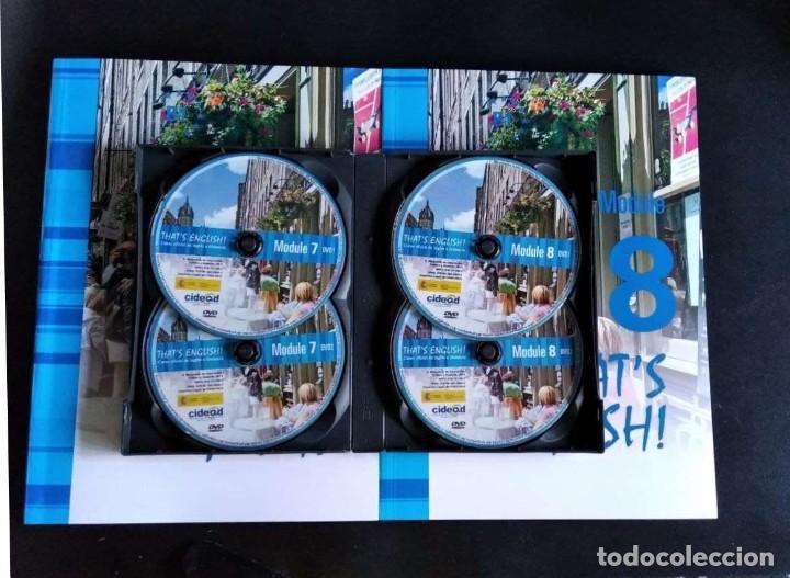 Libros: Thats English! Curso Intermedio II. Mod. 7 y 8 con videos y audio - Foto 5 - 288132033