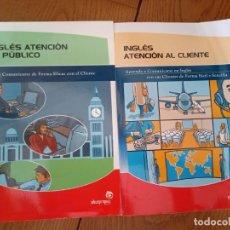 Libros: LIBRO MARKETING GESTION COMERCIAL INGLÉS ATENCIÓN AL CLIENTE / ATENCION AL PUBLICO ED. IDEAS PROPIAS. Lote 289571613