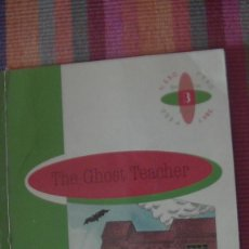 Libros: GHOST TEACHER, THE. JULIE HART. BURLINGTON. 2005. Lote 293809403
