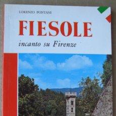 Livres: FIESOLE INCANTO SU FIRENZE. MUSEO ARCHEOLOGICO E SCAVI DI MARCO A MARCO ( ITALIE ). Lote 14071168