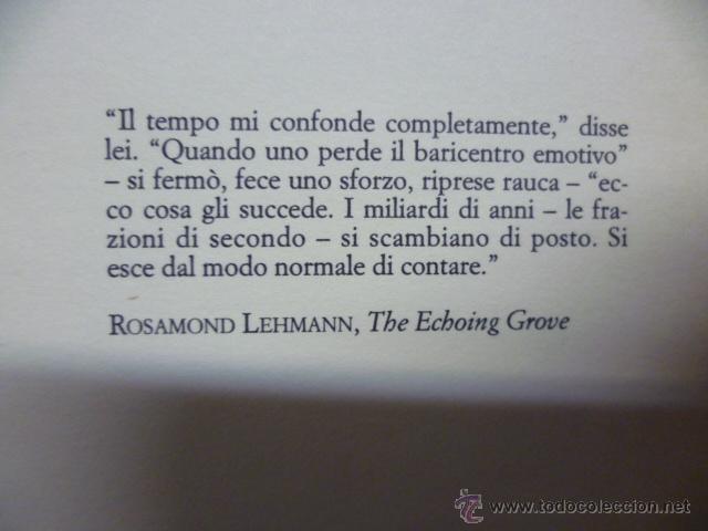 Libros: La Casa del Sonno - Jonathan Coe - 2002 (en italiano) - Foto 4 - 39336274
