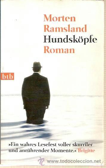 HUNDSKÖPFE ROMAN MORTEN RAMSLAND BTB 2008 (Libros Nuevos - Idiomas - Italiano)