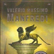 Libros: L'ISOLA DEI MORTI VALERIO MASSIMO MANFREDI OSCAR MANDADORI. Lote 42092114
