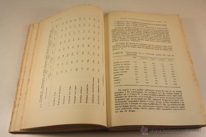 Libros: LIBRO SOBRE ``DROGA ANNI OTTANTA´´ EN ITALIANO (1983) - Foto 16 - 45494106