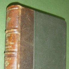 Livres: LA GERUSALEMME LIBERATA E L'AMINTA. TASSO, TORQUATO. Lote 46010328