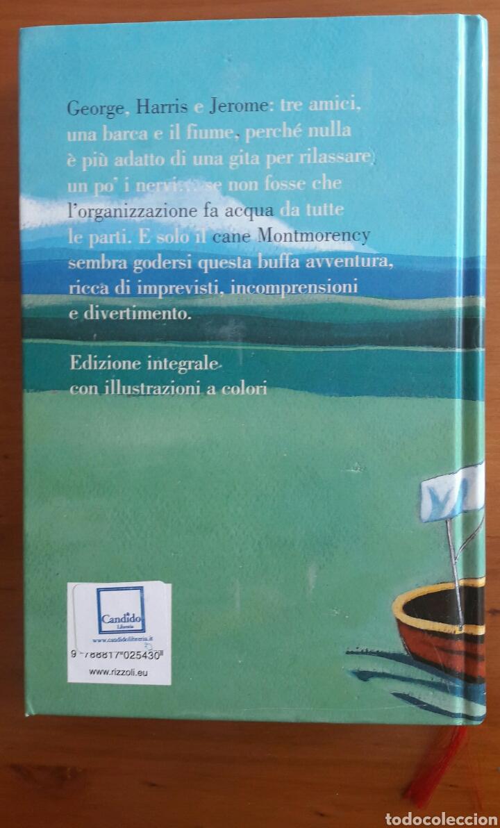Libros: Libro Tre uomini in barca - Jerome - Foto 2 - 127460063