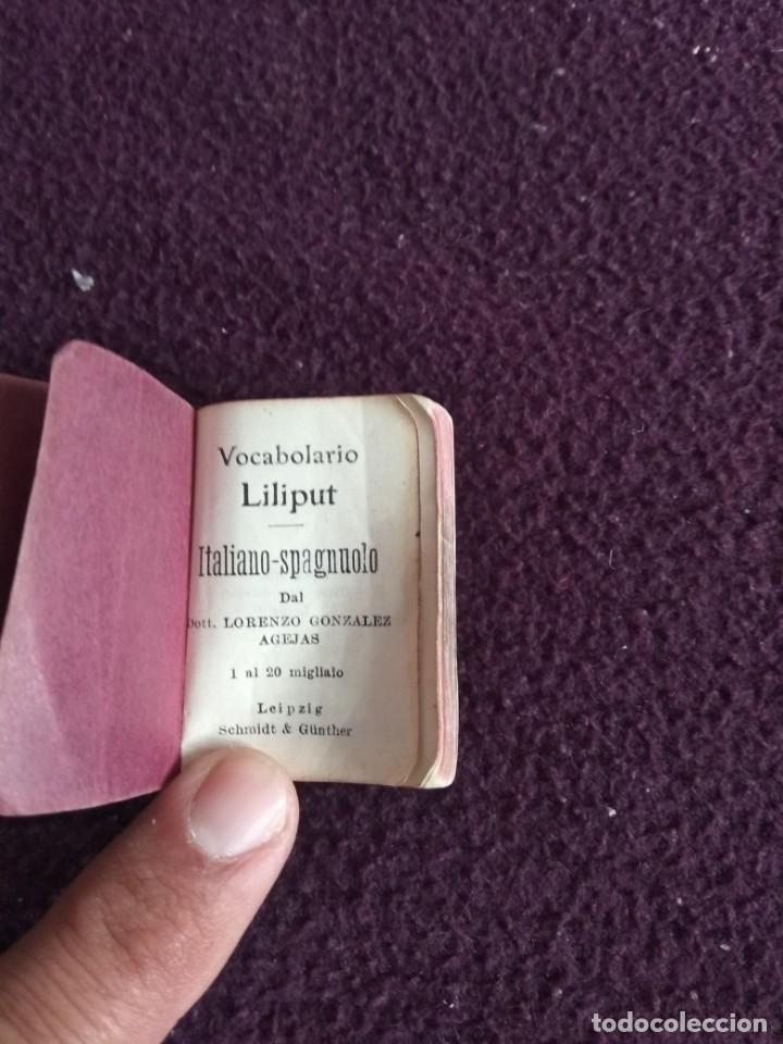 Libros: Lote de.3.miniatura antigua - Foto 5 - 143930886
