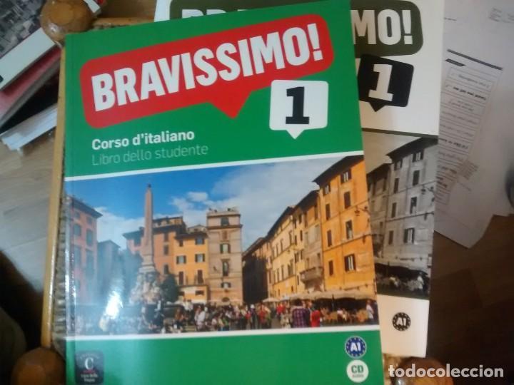 BRAVISSIMO! 1. ITALIANO. LIBRO + QUADERNO + CD (Libros Nuevos - Idiomas - Italiano)