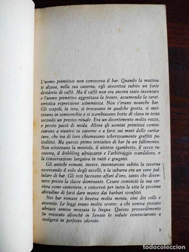 Libros: Libro Bar Sport de Stefano Benni. El Sports Bar es el lugar donde ves la vida pasar. 1190 - Foto 2 - 199045440