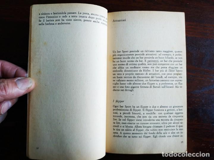 Libros: Libro Bar Sport de Stefano Benni. El Sports Bar es el lugar donde ves la vida pasar. 1190 - Foto 3 - 199045440
