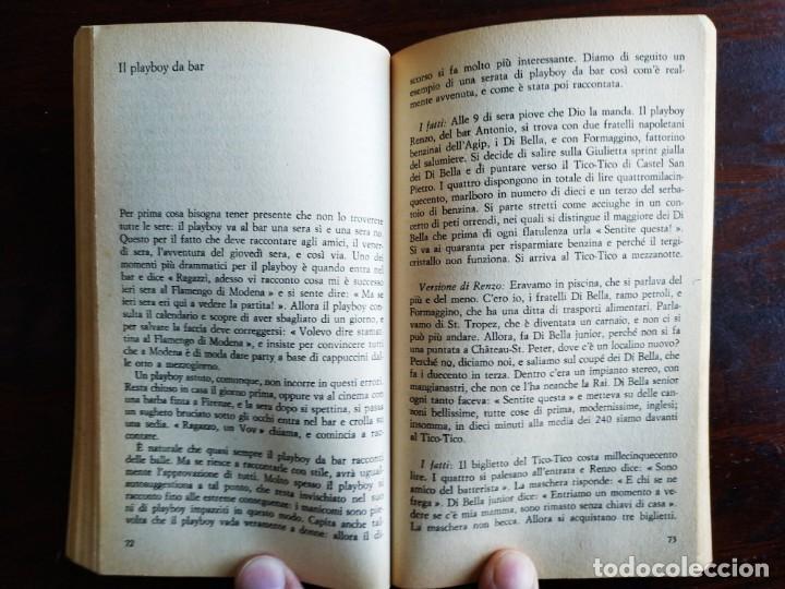 Libros: Libro Bar Sport de Stefano Benni. El Sports Bar es el lugar donde ves la vida pasar. 1190 - Foto 8 - 199045440