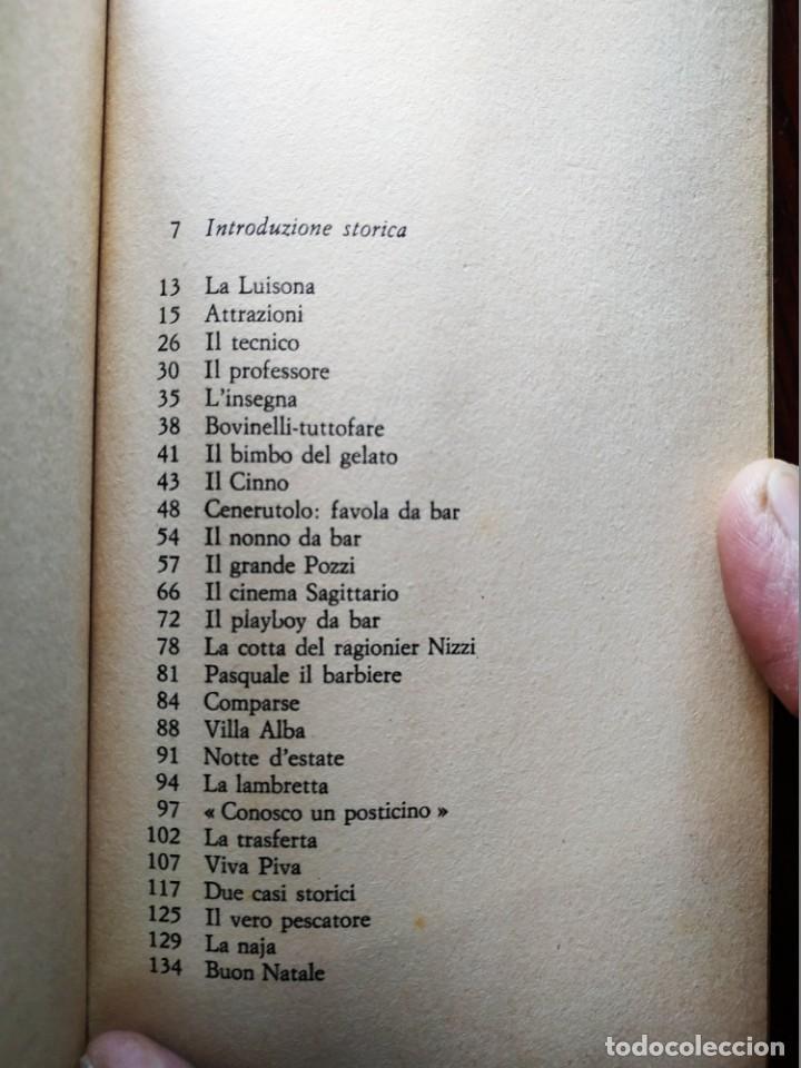Libros: Libro Bar Sport de Stefano Benni. El Sports Bar es el lugar donde ves la vida pasar. 1190 - Foto 9 - 199045440