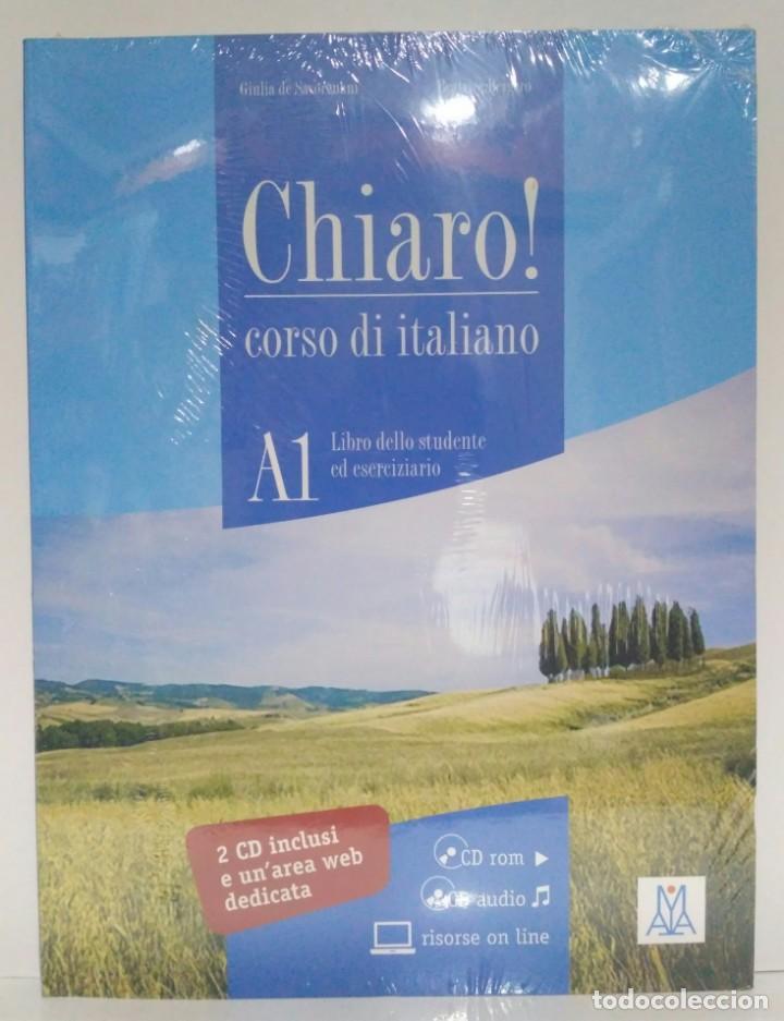 CHIARO! A1 ALUMNO + CD + CD-ROM, ALMA EDIZIONE (ITALIANO) 9788861822504 (Libros Nuevos - Idiomas - Italiano)