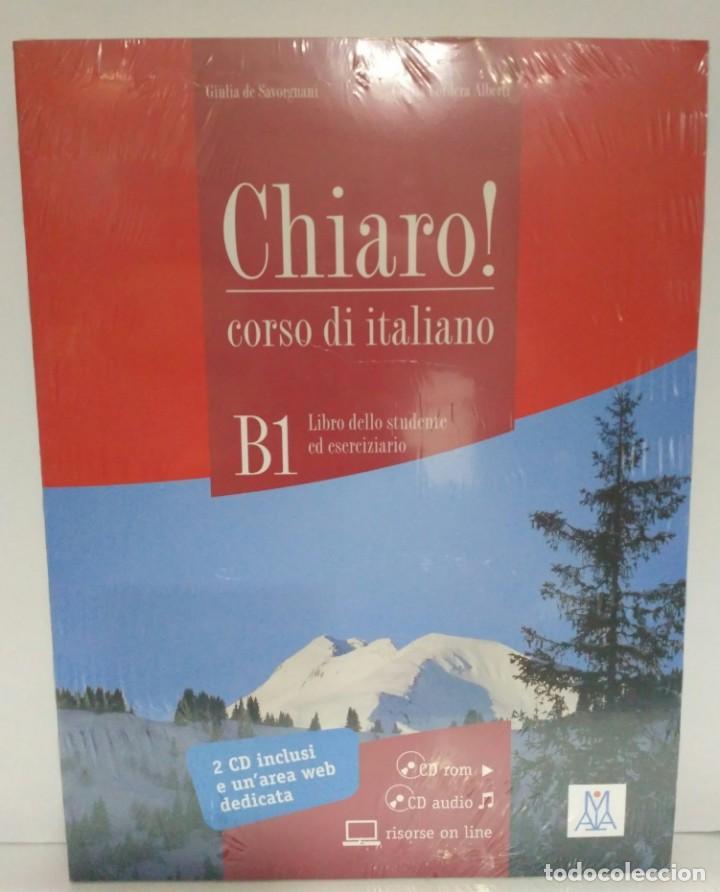 CHIARO! B1 ALUMNO + CD-AUDIO + CD-ROM, ALMA EDIZIONE (ITALIANO) 9788861822375 (Libros Nuevos - Idiomas - Italiano)