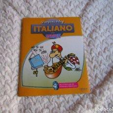 Libros: ITALIANO PARA TORPES (INCLUYE CD). Lote 240870135
