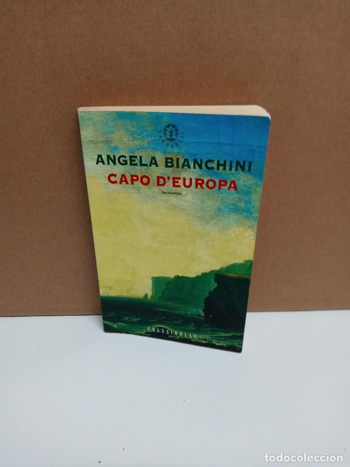 ÁNGELA BIANCHINI - CAPO D'EUROPA - FRASSINELLI - IDIOMA: ITALIANO (Libros Nuevos - Idiomas - Italiano)