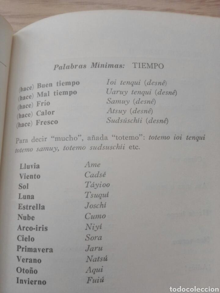 Libros: Hable Japonés.Libro de bolsillo.Año 1.970.Jumpei Susato. - Foto 4 - 122372439