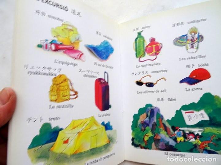 Libros: DICCIONARI IL·LUSTRAT JAPONÈS-CATALÀ - Foto 2 - 167687184