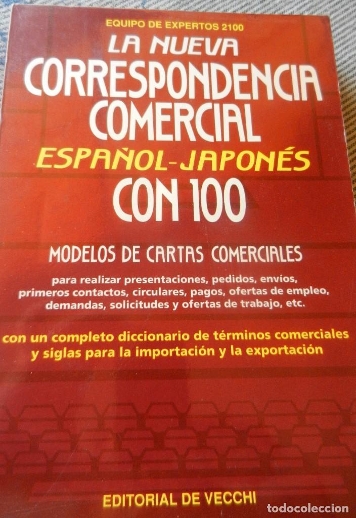 'NUEVA CORRESPONDENCIA COMERCIAL ESPÀÑOL JAPONÉS' (Libros Nuevos - Idiomas - Japonés)