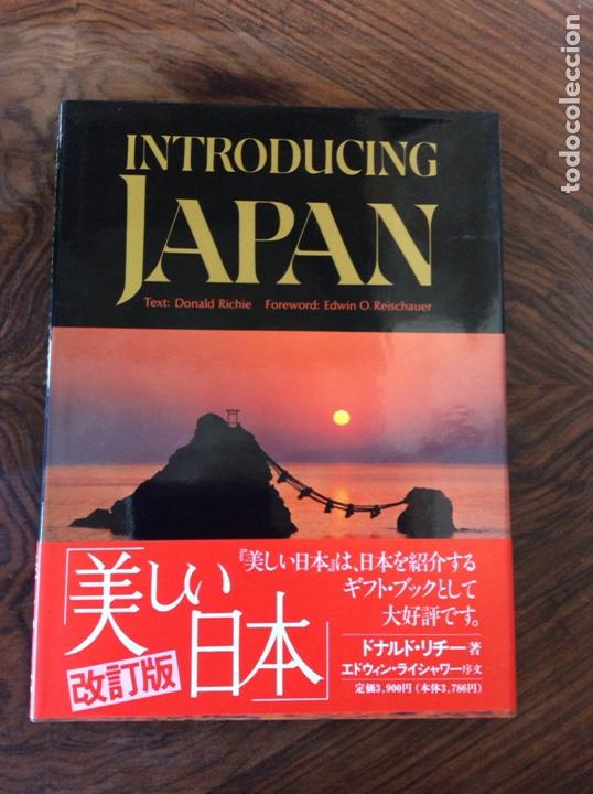 CURIOSO Y RARO LIBRO INTRODUCCIÓN JAPÓN (Libros Nuevos - Idiomas - Japonés)