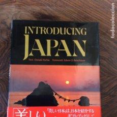 Libros: CURIOSO Y RARO LIBRO INTRODUCCIÓN JAPÓN. Lote 205025320