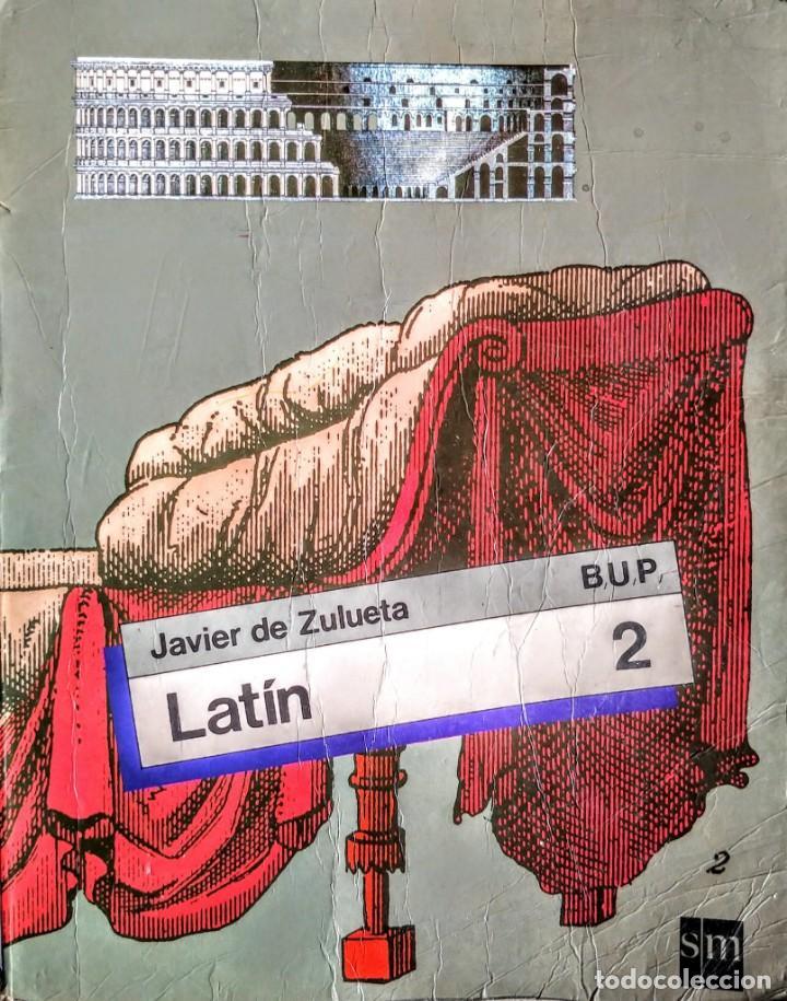 LATIN 2.JAVIER DE ZULOETA (Libros Nuevos - Idiomas - Latín y Griego)