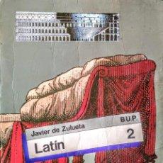 Libros: LATIN 2.JAVIER DE ZULOETA. Lote 239815215
