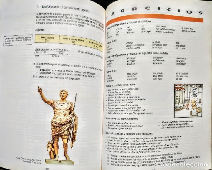 Libros: LATIN 2.JAVIER DE ZULOETA - Foto 3 - 239815215