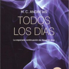 Libros: TODOS LOS DIAS DE M. C. ANDREWS - PLANETA, 2013 (NUEVO). Lote 48435618