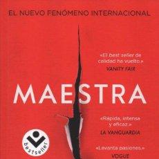 Libros: MAESTRA DE L.S. HILTON - ROCA EDITORIAL, 2016 (NUEVO). Lote 89079764