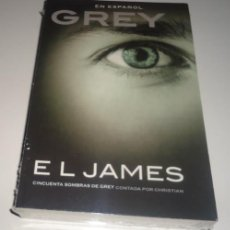 books - Grey: Cincuenta Sombras de Grey contada por Christian por E.L. James - 96121451