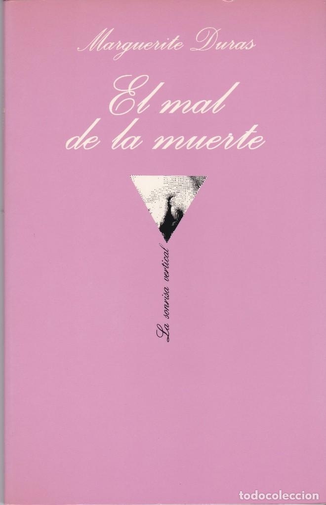 EL MAL DE LA MUERTE (COLECCIÓN LA SONRISA VERTICAL) (Libros Nuevos - Literatura - Narrativa - Erótica)
