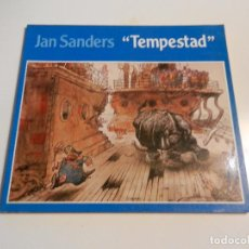 Libros: TEMPESTAD JAN SANDERS COMICS. ILUSTRADO. . Lote 104478631