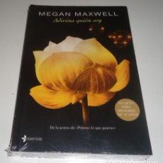 Libros: ADIVINA QUIÉN SOY POR MEGAN MAXWELL. Lote 112721923