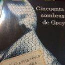 Libros: CINCUENTA SOMBRAS DE GREY. Lote 137223710