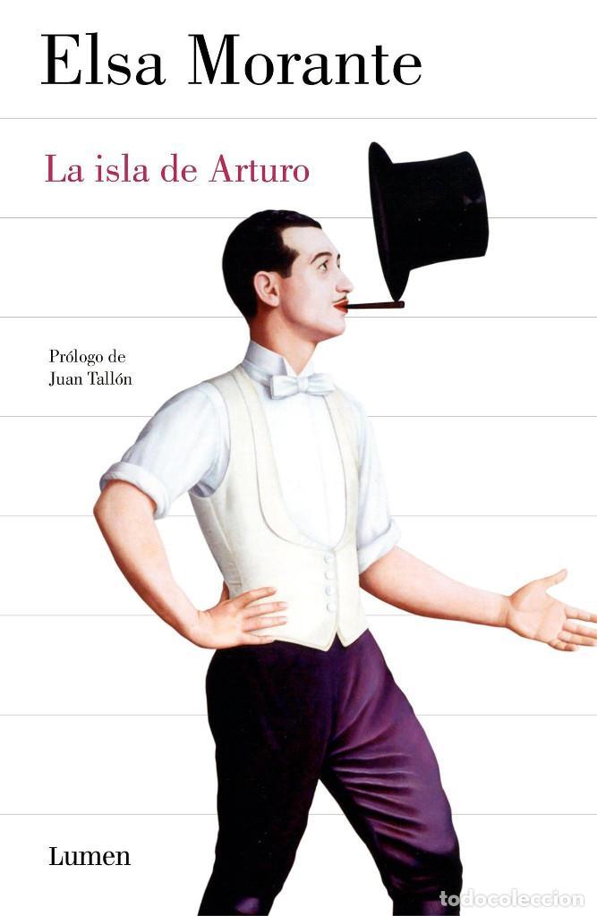 LA ISLA DE ARTURO (2017) - ELSA MORANTE - ISBN: 9788426403285 (Libros Nuevos - Literatura - Narrativa - Erótica)