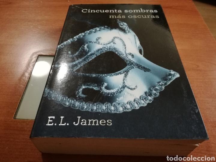 Libros: Trilogía Cincuenta sombras de Grey - Foto 4 - 155343514