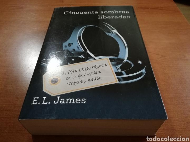 Libros: Trilogía Cincuenta sombras de Grey - Foto 5 - 155343514