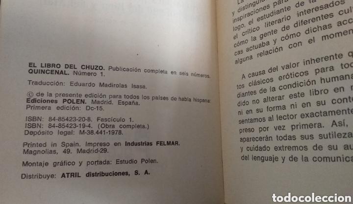 Libros: El libro del chuzo - Foto 7 - 162084113