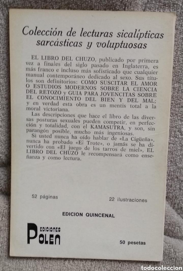 Libros: El libro del chuzo - Foto 8 - 162084113