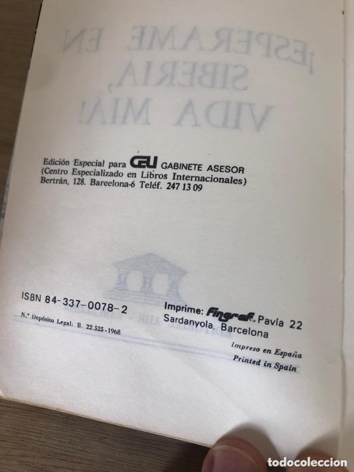 Libros: Esperame en siberia - Foto 2 - 172686470