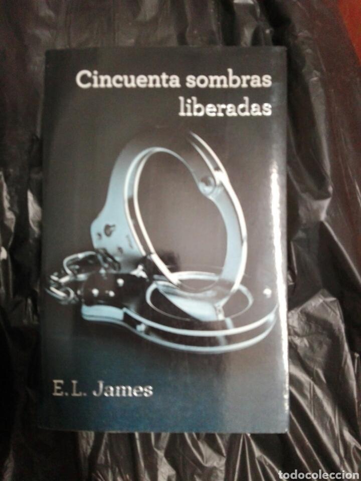CINCUENTA SOMBRAS LIBERADAS (Libros Nuevos - Literatura - Narrativa - Erótica)