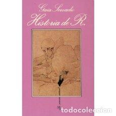 Libros: LITERATURA ERÓTICA. HISTORIA DE R. POR GAIA SERVADIO. PREMIO SONRISA VERTICAL.. Lote 178834007