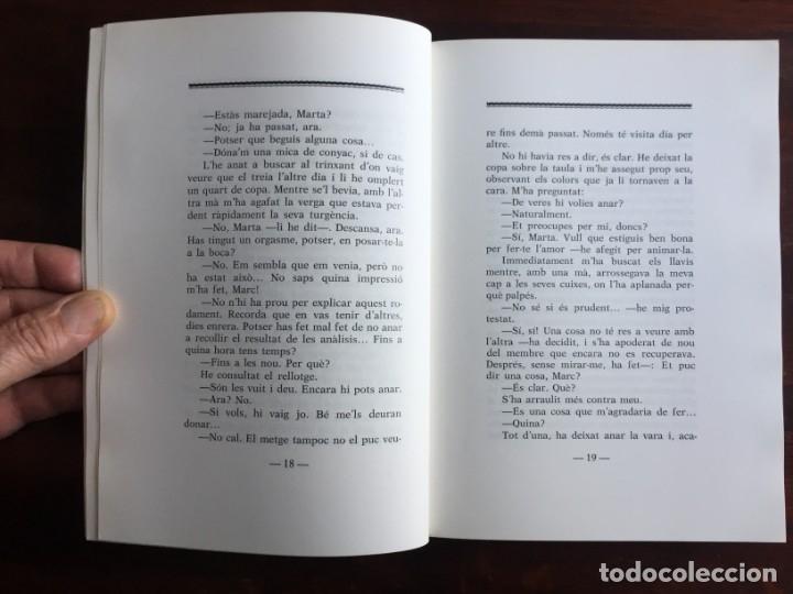 Libros: Els quaderns d´en marc 2, historia vibrante caben todas las fantasías eróticas imaginables, - Foto 4 - 182711840