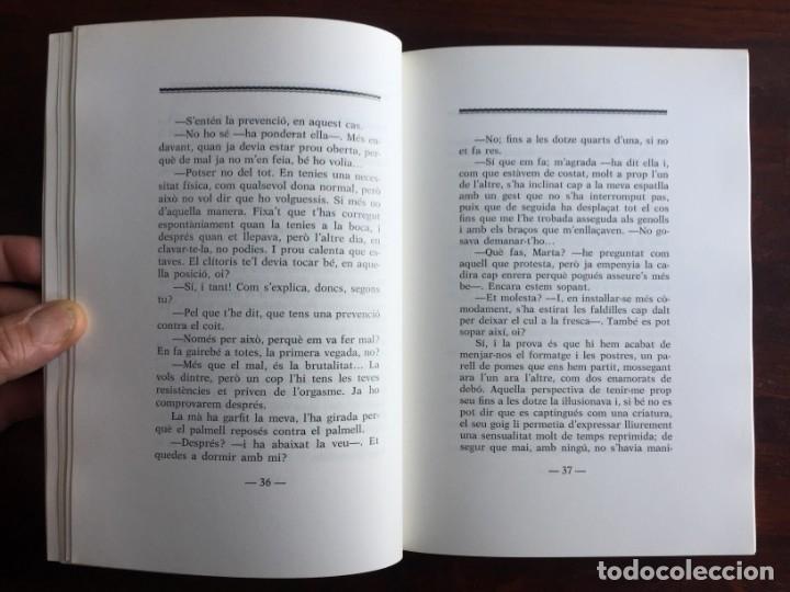 Libros: Els quaderns d´en marc 2, historia vibrante caben todas las fantasías eróticas imaginables, - Foto 5 - 182711840